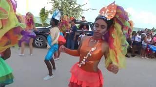 WACPtv: COROZAL parade 9/20/2018 BELIZE