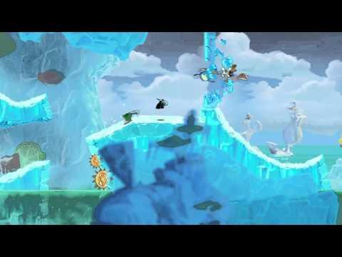 Rayman Origins - Around the world Trailer [UK]