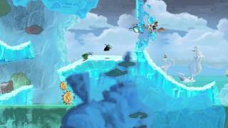 Rayman Origins - Around the world Trailer [UK]
