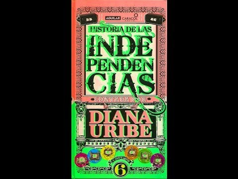 LA HISTORIA DE LAS INDEPENDENCIAS CD. 1
