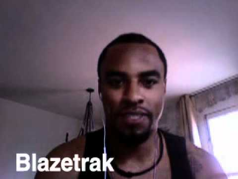 Darren Sharper - Blazetrak Welcome Video