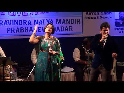 Ek Main Aur Ekk Tu Song Live Concert