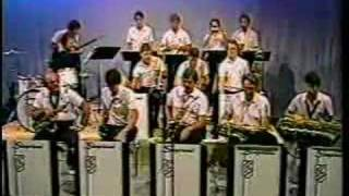 "Dick Cully Big Band - Flight To Nassau - A ""Classic""  two mic recording with no electronic magic."