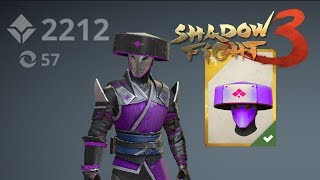 Shadow Fight 3 - Dark Spectre Set