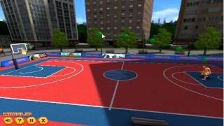 Basketball jam shots-Gameplay