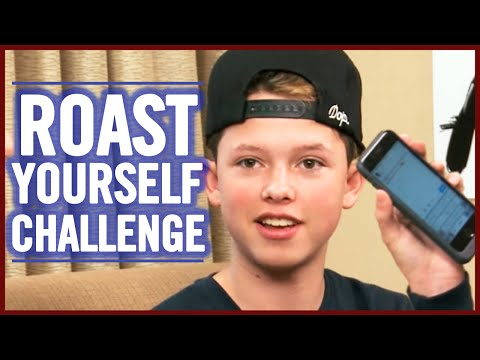 Thumbnail: JACOB SARTORIUS - ROAST YOURSELF CHALLENGE!