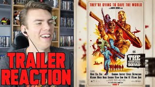 The Suicide Squad (2021) - Trailer Reaction