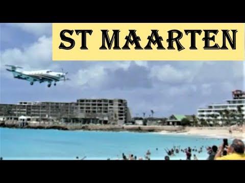 ST.  MAARTEN FULL ISLAND TOUR - BERNARDS TOURS - ROYAL CARIBBEAN CRUISE