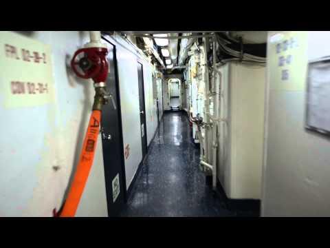 Life aboard USS Wasp