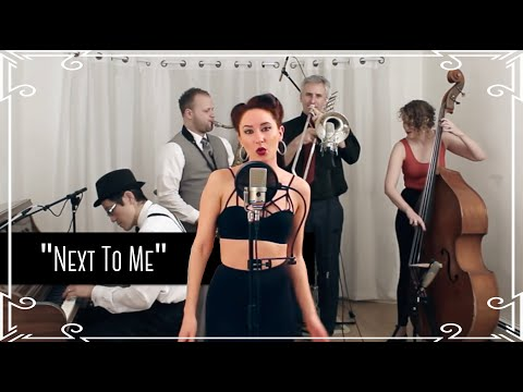 """Next To Me"" (Emeli Sande Cover) by Robyn Adele Anderson"