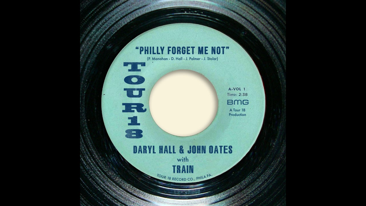 Train, Daryl Hall & John Oates - Philly Forget Me Not - YouTube