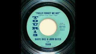 Train, Daryl Hall & John Oates - Philly Forget Me Not