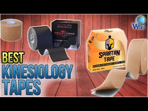 10 Best Kinesiology Tapes 2018