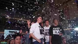 Funk Circuit™ 2 Full Confetti Blasts for Manila Street Wear at SM City North Edsa, Quezon City, Ph
