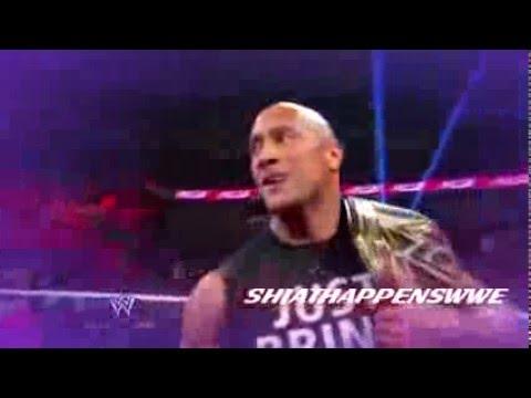 NEW The Rock Entrance Theme Song Wrestlemania 32