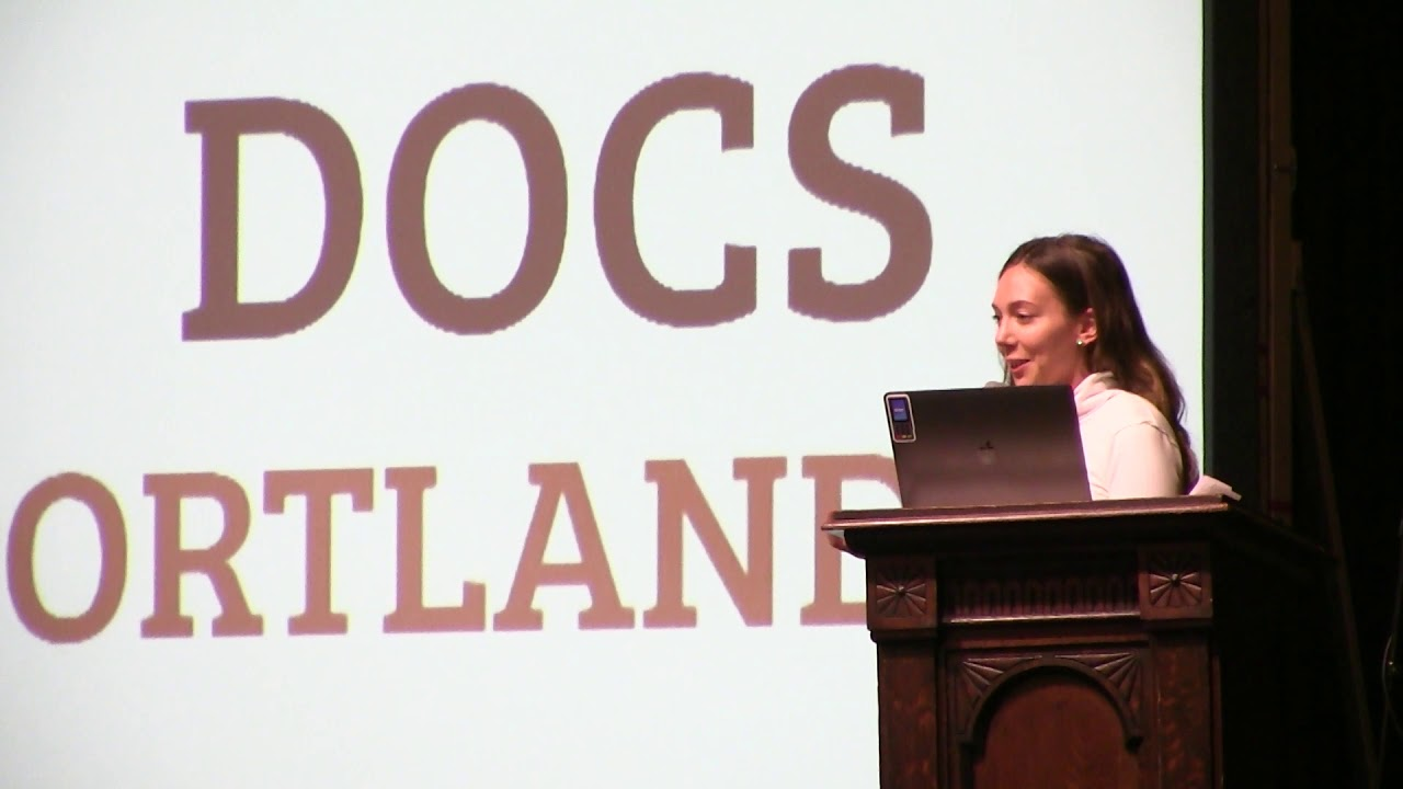 Image from Lightning Talk: How to host a doc bug bash - Lucie Lozinski