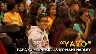 """Papayo & Miami Music Project - """"Empowering Youth"""""""