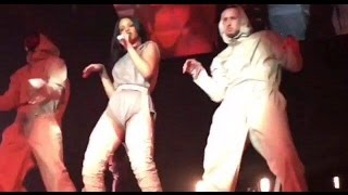 Rihanna - Numb ft. Eminem (Live at ANTi World Tour) DVD