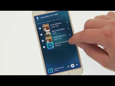 Samsung Galaxy S6 / S6 edge: Musik-Player im Überblick