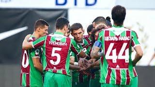 Обзор матча  «Динамо» – «Рубин» (1:1)