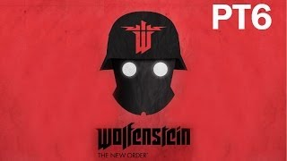 Wolfenstein: The New Order Walkthrough - PT6 - A Nazi in the Basement