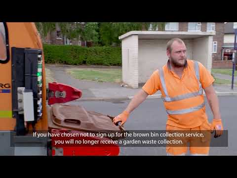 Rotherham Garden Waste Collections 2019