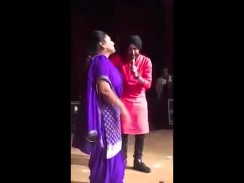 duet/Bas Kar Bas Kar II Ranjit Bawa II Live Performance II