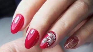 Маникюр на короткие и длинные ногти 2021 модный дизайн ногтей тренды маникюра