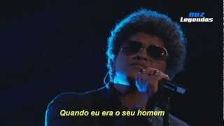 Bruno Mars - When I Was Your Man (Legendado) (Performance) [HD] - The Voice