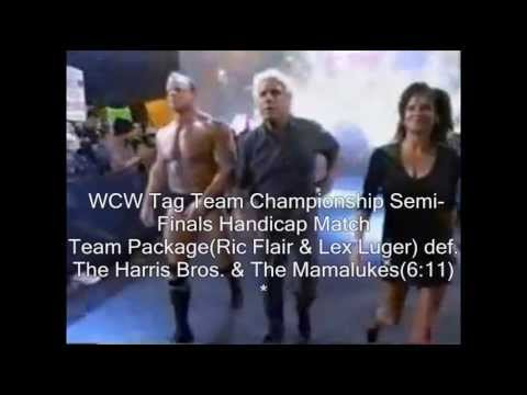 WCW Spring Stampede 2000 Review