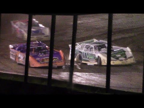 Super Late Model Feature | Eriez Speedway | 8-6-17