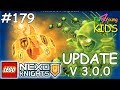 LEGO NEXO KNIGHTS: MERLOK 2.0 // #179 NEW UPDATE - MONSTROX is BACK mp3 indir