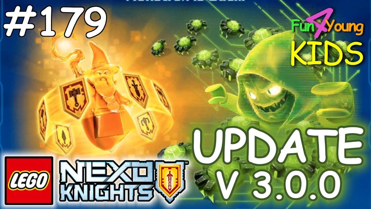 lego nexo knights merlok 2 0 179 new update