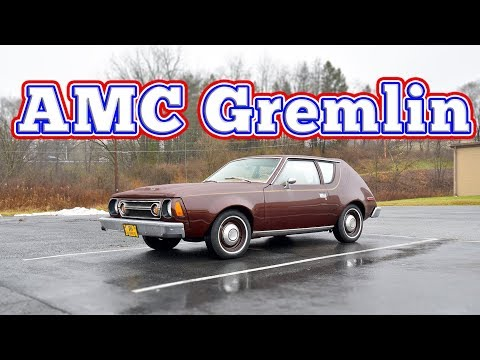 1976 AMC Gremlin: Regular Car Reviews