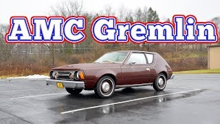 1976 AMC Gremlin: Regular Car Reviews