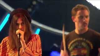 La Femme - Sur La Planche - Isle of Wight Festival 2015 - Live