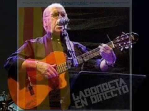 JOSÉ ANTONIO LABORDETA RECITAL EN DIRECTO 1977