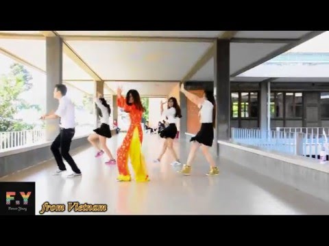 [F.Y dance team ] ABC I fine... OST dance cover
