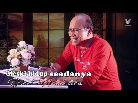 Lagu Natal Terbaru 2019 - 2020 VICTOR HUTABARAT - KENANGAN NATAL (Original Music Video )