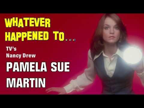 Whatever Happened to TV's Nancy Drew, Pamela Sue Martin