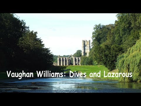 Vaughan Williams: Dives And Lazarus - (five Variants).