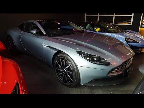 Aston Martin Db11 V8 In Depth Review Indonesia Youtube