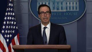 US threatens 'powerful' sanctions against Turkey