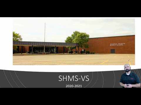 Shawnee Heights Middle School -- 2020-2021 -- Introduction Video with Principal Mr. Tim Urich