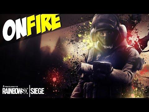 JE SUIS ON FIRE ! - Rainbow Six Siege FR