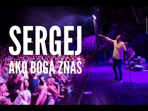 SERGEJ CETKOVIC // AKO BOGA ZNAS (LIVE)
