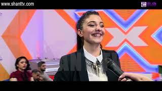 X Factor4 Armenia Diary Dance class 14 03 2017