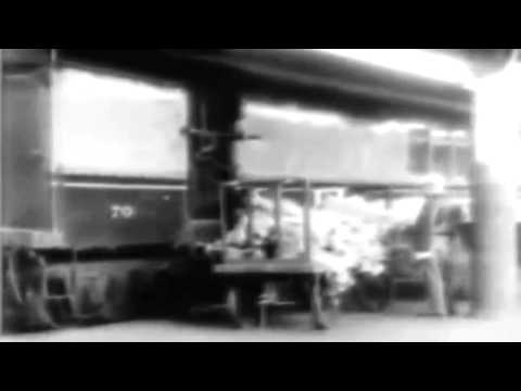 "Railroad Training Film: ""Men & Mail In Transit"" 1956 (full)"