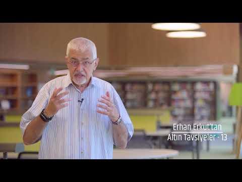Prof. Dr. Erhan Erkuttan 15 Altın Tavsiye - 13