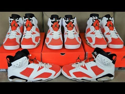 HOW TO LEGIT CHECK YOUR GATORADE 6'S | FAKES ARE SCARY CLOSE
